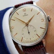 Omega Serviced 37mm Omega Oversize Jumbo Vintage Watch 30t2 1944
