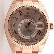 Rolex Oyster Perpetual Sky-Dweller Soundest Sunray