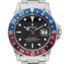 Rolex GMT Master Mark I Open 6/9 Matte Dial Tritium blau rot...