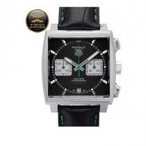 TAG Heuer - Monaco McQueen Green Calibre 12 Chronograph