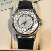 Patek Philippe WORLD TIME 5110G Box & Papers