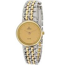 Omega De Ville 795.111 Women's Watch in 18K Yellow Gold...