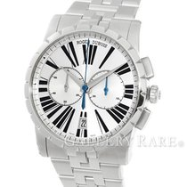 Roger Dubuis Excalibur 42 Micro Rotor Stainless Steel