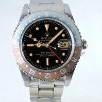 Rolex Fantastic 1961 GMT Master 1675 PCG, Cornino - Gilt CR Dial