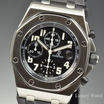 Audemars Piguet AP Royal Oak Offshore Chrono Black 26020ST.OO....