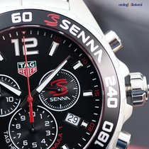 TAG Heuer Men's Formula 1 Senna Chrono Special Edition...