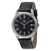 Tissot T-Classic Dream Black Dial Mens Watch T033.410.16.053.00