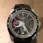 Tudor Grantour Chronograph Fly-Back Leder 20550N LC100