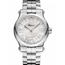 Chopard 278559-3002 Happy Sport Medium Ladies Automatic in...