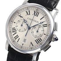 Cartier- Rotonde De Cartier Chronograph, Ref. WSRO0002
