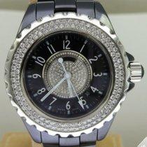 Chanel J12 Ladies Ceramic and Diamond - H1708
