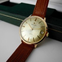 Zenith Stellina Vintage 18k pink gold original dial