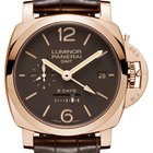 Panerai Luminor 1950 8 Days GMT Manual Wind 44mm Mens Watch