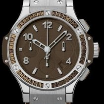 Hublot [NEW] Steel Tutti Frutti Brown 341.SC.5490.LR.1916