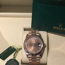 Rolex Day Date 40 NEU 228235 Rose & Choco -2016-