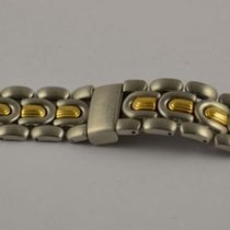 Universal Genève Stahl/gold Armband Bracelet 20mm Golden Shadow