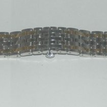 Maurice Lacroix Damen Stahl/gold Armband 14mm Top