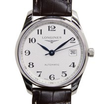 Longines Master Stainless Steel Silver Automatic L2.518.4.78.3