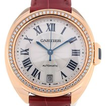 Cartier Cle De 35 Automatic Gemstone