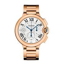 Cartier Ballon Bleu Automatic Mens Watch Ref W6920010