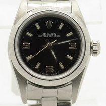Rolex Oyster Ref. 76030 Lady's Stainles Steel Engine...