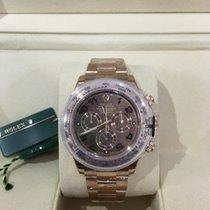勞力士 (Rolex) 18K Everose Pink Gold Cosmograph Daytona Chocolate...
