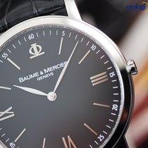 Baume & Mercier Classima Executives Quartz 39mm Steel on...