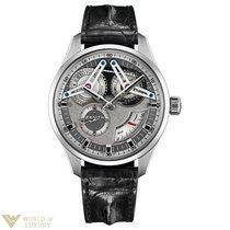 Zenith Academy Georges Favre-Jacot Titanium Men's Watch