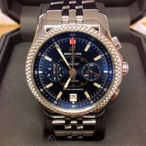 Breitling For Bentley Mark VI P26362 - Serviced By Breitling