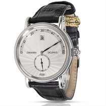 Chronoswiss Delphis CH1423 Men's Watch in Stainless Steel