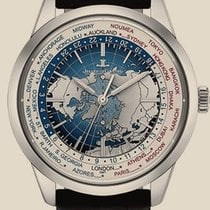 Jaeger-LeCoultre Master Control Geophysic Universal Time