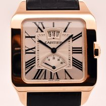 Cartier Santos Dumont Power Reserve