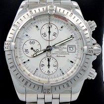 Breitling Windrider Chronomat Chronograph Evolution Stainless...