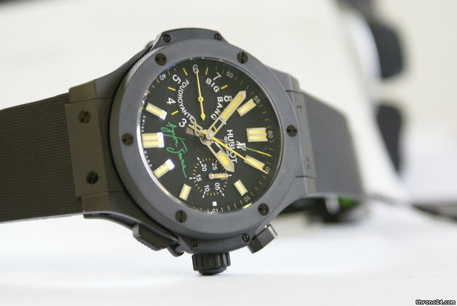 Hublot BIG BANG &amp;#34; AYRTON SENNA 2 &amp;#34; LIMITED EDIT BIG BANG &amp;#34; AYRTON SENNA 2 &amp;#34; LIMITED EDITION 500PCS