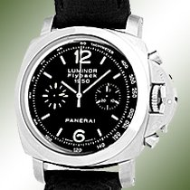 """Panerai Gent's Stainless Steel  PAM212 """"Luminor..."""