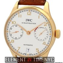IWC Portuguese Collection Automatic 7-Day Power Reserve 18k...