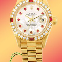 "Rolex ""Crown Collection President-Datejust""."