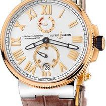 Ulysse Nardin Marine Chronometer Manufacture 1185-122-41