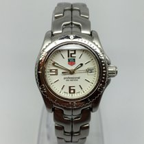 TAG Heuer PROFESSIONAL WT1414 WHITE DIAL