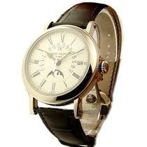 Patek Philippe 5159G 5159 Retrograde Perpetual - White Gold on...