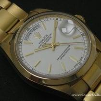"Rolex Modern: Rare Day-Date""Ref.18208"" Last Oyster..."