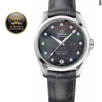 Omega - Seamaster Pearl Diamond Ladies Watch
