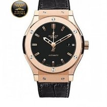 Hublot - Classic Fusion  King Gold
