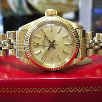 Rolex Oyster Perpetual 6917 President 18k Watch 1978
