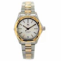 TAG Heuer Ladies Aquaracer Steel & Rose Gold WAP2350.BD0838