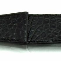 Ralph Lauren Alligator Black Strap for Large Stirrup Collectio...