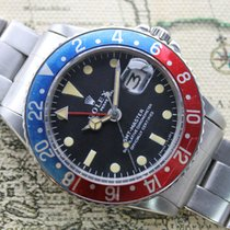 Rolex GMT Master (with Service Box and Papers)