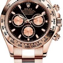 Rolex DAYTONA 40MM EVEROSE GOLD