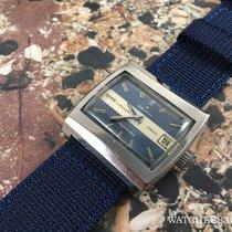 Zenith Vintage swiss automatic watch Zenith Respirator 28800 Blue