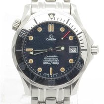 Omega Seamaster Stainless Steel Midsize Watch Ref 2552.80.00...